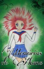 Memórias De Akane by MiinSaan