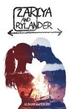 Zakiya and Rylander. by Arinuma