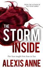 The Storm Inside by AlexisAnneBooks