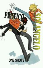 Percico i Solangelo-One Shots, Headcanons by Vafelo