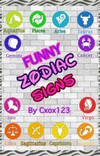 Funny Zodiac Signs by Cxox123