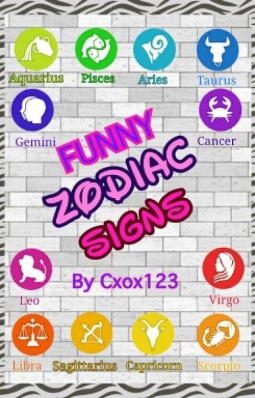 Funny Zodiac Signs