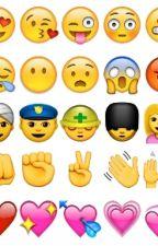 The emoji Lovers by DeannaThorne