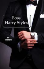 Boss ; Harry styles by stocksyn
