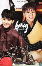 honey || soonhoon by masimerro