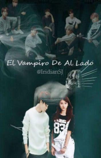 El Vampiro De Al Lado. #01