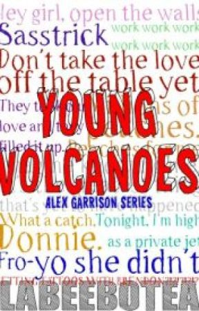 Young Volcanoes  by LABeeboTea