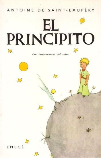 EL PRINCIPITO Antoine De Saint-Exupéry