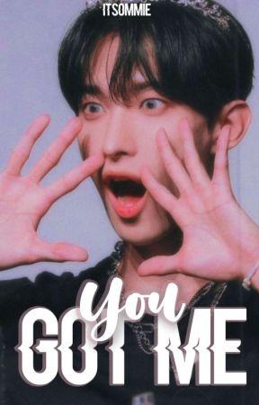 ¿You Got Me? {JiHan | Meanie | JiCheol | VerKwan}   by mon_bebe_lalala