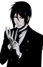 Black butler, Sebastian x Reader, Unusual Love by Touka-Chan27