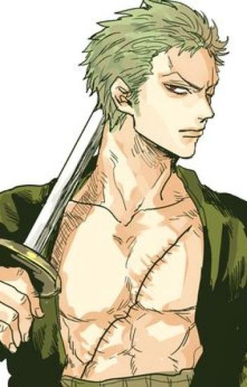 It Started With a Note    - Roronoa Zoro x Reader - Skye