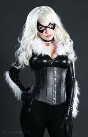 Jane Stark Odin Ak Black Cat Villain And Bunnymund S Love Story Book