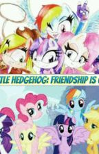 My Little Hedgehog: Friendship Is Chaos! (MLPFIM/SONIC Crossover) by SandyDandygUrl