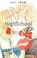 NaLu Highschool Romance by LexisPotato