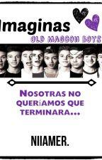 Imaginas Old Magcon Boys.  by XxNiiamerxX