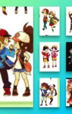 Pokemon Special Manga ☆.☆ WhatsApp by GreyBW