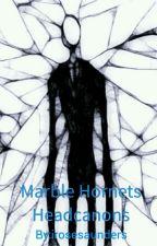 Marble Hornets Headcanons by -Aquarius-