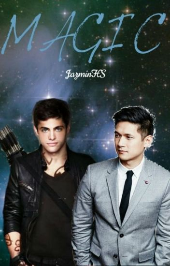 Magic  (Malec AU)