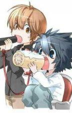 One-shots Yaoi = Anime by Najadi11