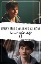Henry Mills & Jared Gilmore Imagines by justreadallday