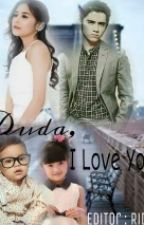 "DUDA ""I LOVE YOU"" by aliandooprillyltc96"
