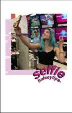 Selfie ; lesbian by lukelips-