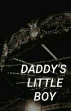Daddy's Little Boy || Larry by littlebabyhes