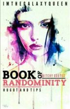 Book of Randominity by imthegalaxyqueen