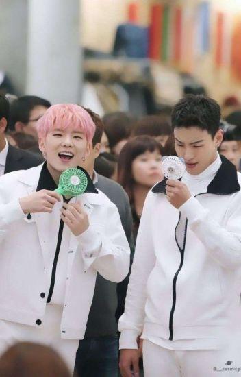 《 HIATUS 》[KPOP BL Fanfiction] Cool Hot Sweet Love