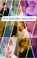 BTS BOYXBOY IMAGINES by my_grace