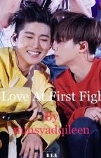Love At First Fight (iKON Binhwan Story) by minsyadqileen