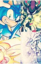 Sonic boys x Reader  by stardust159