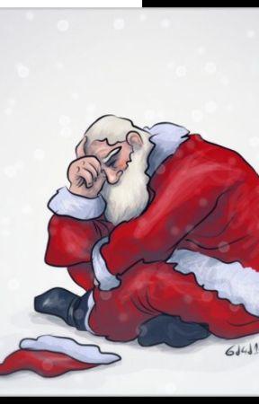 Le père Noël ne pleure jamais by JeanMarcDhainaut