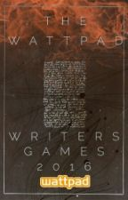 The Wattpad  Writers Games 2016 by marcellopoti