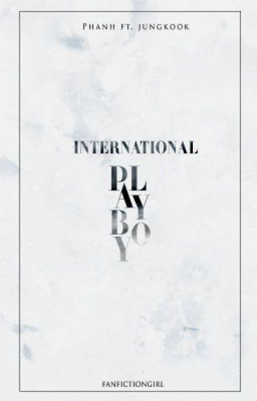 [FANFIC][JUNGKOOK]  International Playboy