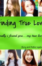 Finding True Love by dillajung
