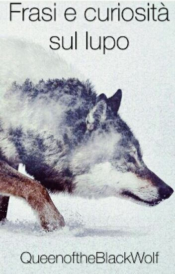 Frasi E Curiosità Sul Lupo Queen Of The Black Wolf Wattpad