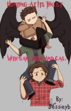 Hunting at it's Finest with Sam, Dean and Cas. (Supernatural) by Jessieyb