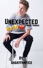 Unexpected // duhitzmark by badatfanfics