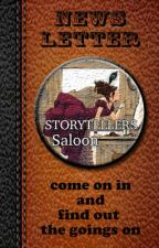 Storytellers Saloon Newsletter by storytellers-saloon