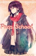 Prep School  by AConstellation13