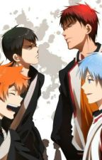 Fanfiction Haikyuu X Kuroko no Basket: Karasuno meets Seirin by deyan0