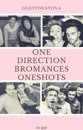 One Direction Bromances One Shots (cz)│SLOW UPDATE│