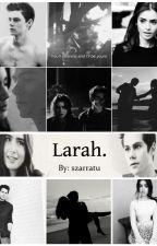 Larah. by szarratu