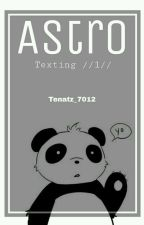 Astro Texting  //1// by CN-Spaceman-Panda