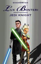 Lux Bonteri, Jedi Knight by shanSWfan