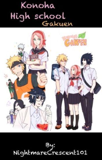 Konoha High School ( OC x Various Naruto FanFic