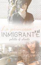 La princesa y el inmigrante // Kellic. by palette-of-planets