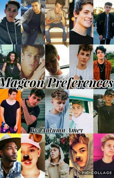 Magcon Preferences (New Magcon)