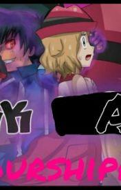 Amourshipping:Dark Ash by timyab